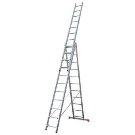 Scala Facal Stilo 3 Rampe 9+9+9 Gradini  2,58-5,94