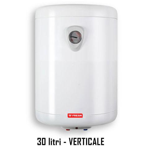 SCALDABAGNO elettrico scalda acqua verticale lt 30 50 80 litri 1200W THERMEX