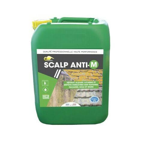 Scalp Anti-M solution Anti-mousse façades sols et murs