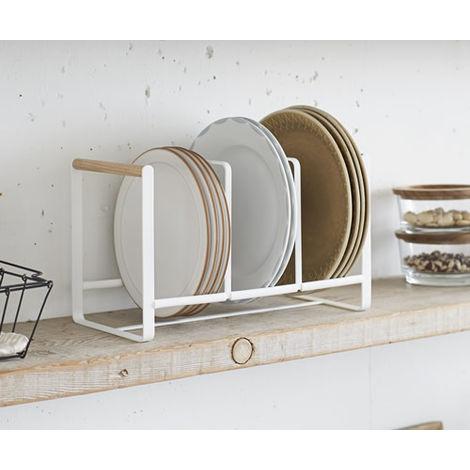 "main image of ""Scandi Triple Vertical Plate Rack"""