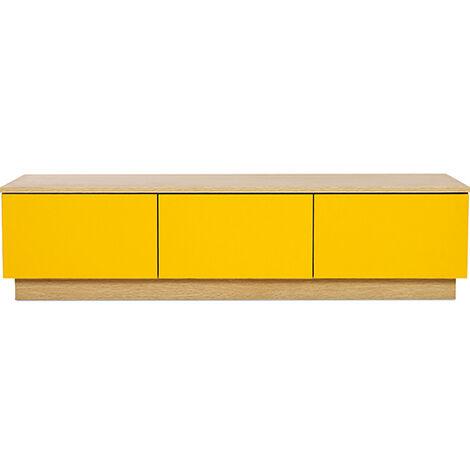Scandinavian-style TV unit sideboard - Wood