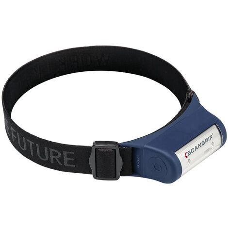 Scangrip Linterna frontal LED COB I-View 250lm 3W