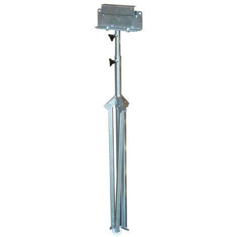 Scangrip - Trépied avec support en acier pour projecteur Nova - 8990750