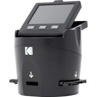 Scanner de films Kodak SCANZA Digital Film Scanner 14 Mill. pixel lecteur de transparents, écran intégré, numérisation sans ordinateur, sortie TV