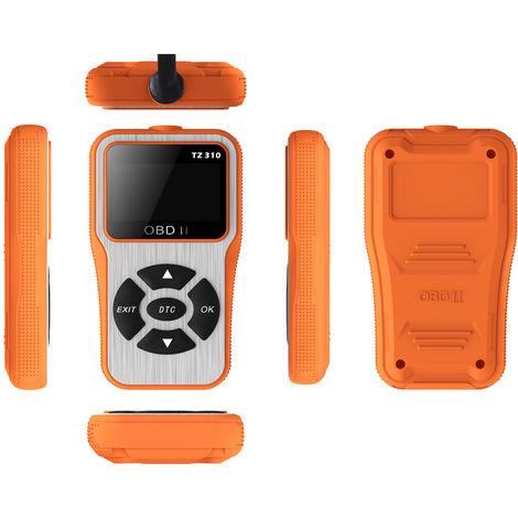 Scanner D'Outil De Diagnostic De Voiture, Orange