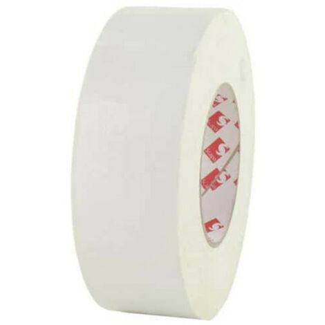 Scapa tela de cinta adhesiva de 50 mm blanco 3120