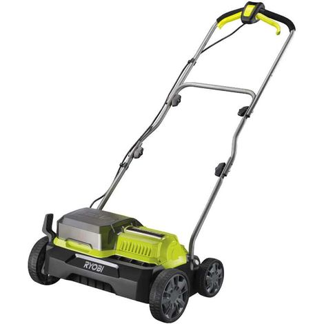 Scarifier RYOBI 36V LithiumPlus Fusion Brushless - Diameter 35 cm - Without battery or charger RY18SFX35A-0