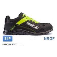 Scarpa Antinfortunistica lavoro calzatura sicurezza Sparco PRACTICE S1P SRC  2017 4e92785ed38