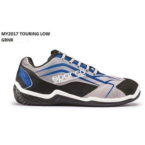 Scarpa Antinfortunistica lavoro calzatura sicurezza Sparco Touring S1P 2017  GR 721fbc890c2