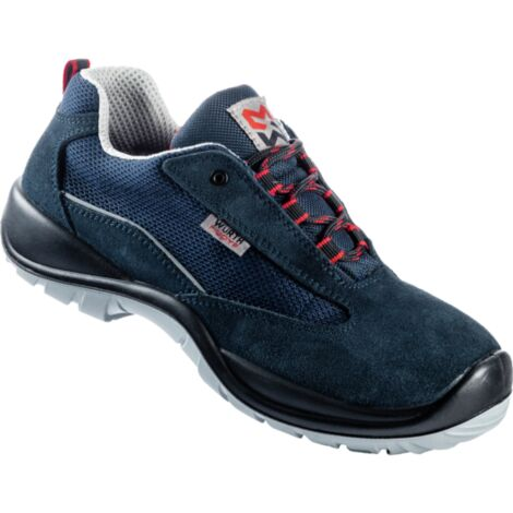Scarpa antinfortunistica traspirante Light II S1P navy Würth