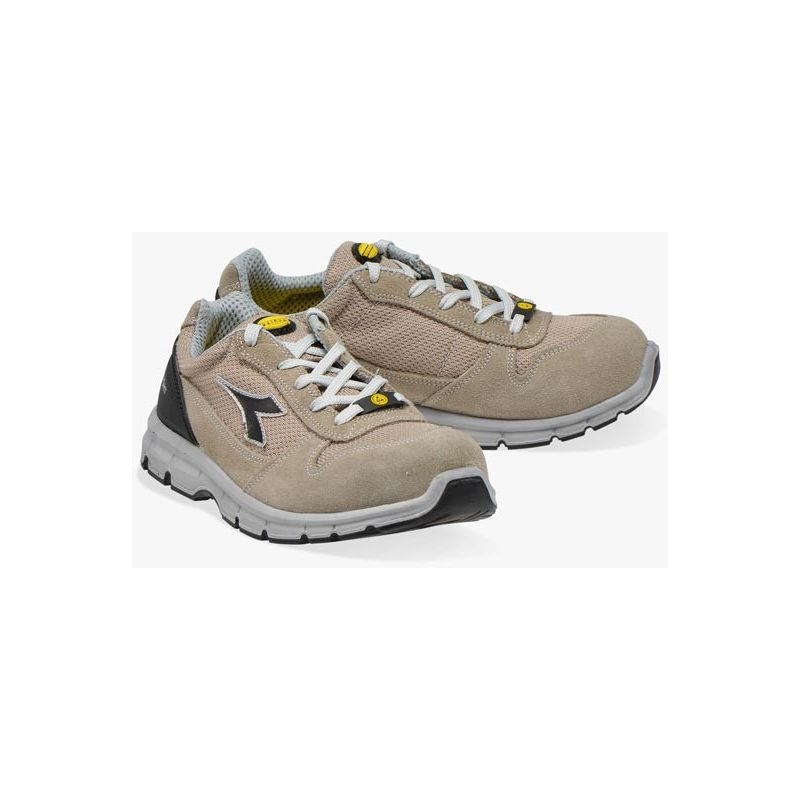 175305 Esd Utility Low Diadora S1p Text Antinfortunistica C8149 Run Scarpe Beige Src Ii TF13clKJ