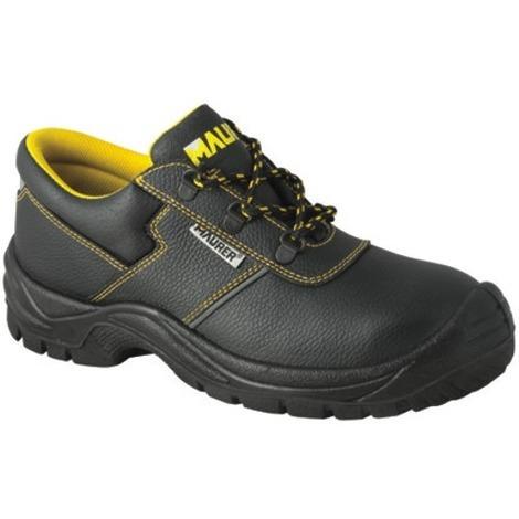 Scarpe antinfortunistiche da lavoro basse pelle puntale acciaio sicurezza  MIGLIA 059214a7bc5