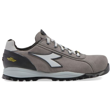 Scarpe antinfortunistiche DIADORA UTILITY GLOVE TECH LOW Grigio S3 SRA HRO ESD GEOX Technology 173529 75066