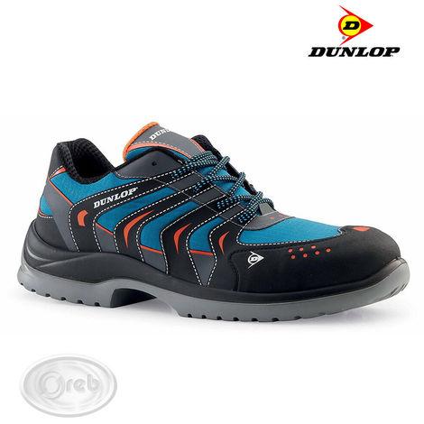 separation shoes e91e7 9cd23 SCARPE ANTINFORTUNISTICHE DUNLOP SPORT RACER BLUE DL0201004 S1P SRC  COMPOSITO