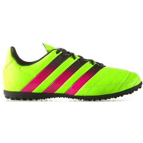 Scarpe da Calcio Multitacchetti per Bambini Adidas ACE 16.3 TF J Giallo Rosa