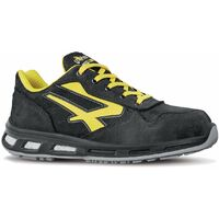 Scarpe Antinfortunistica UPOWER Red Lion BOLT S3 SRC U-Power RedLion pelle  nera 9bd6010d389