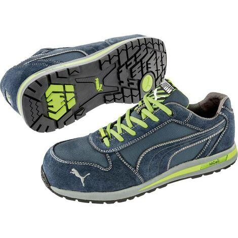 puma blu scarpe