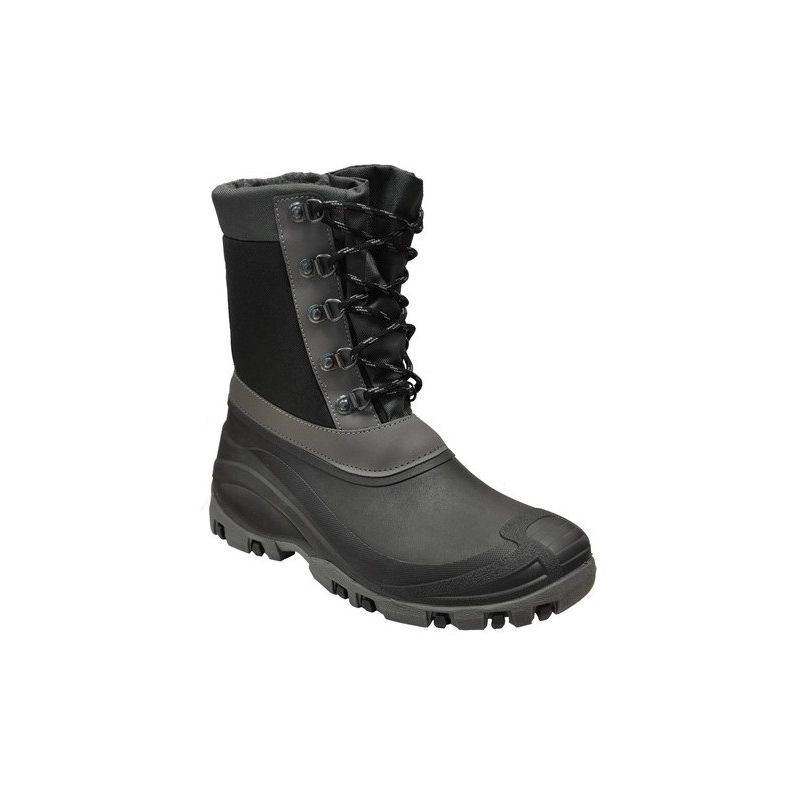 foto ufficiali ef306 ac5fc Scarponcini scarponi stivali doposci imbottiti rivestiti impermeabili uomo  donna