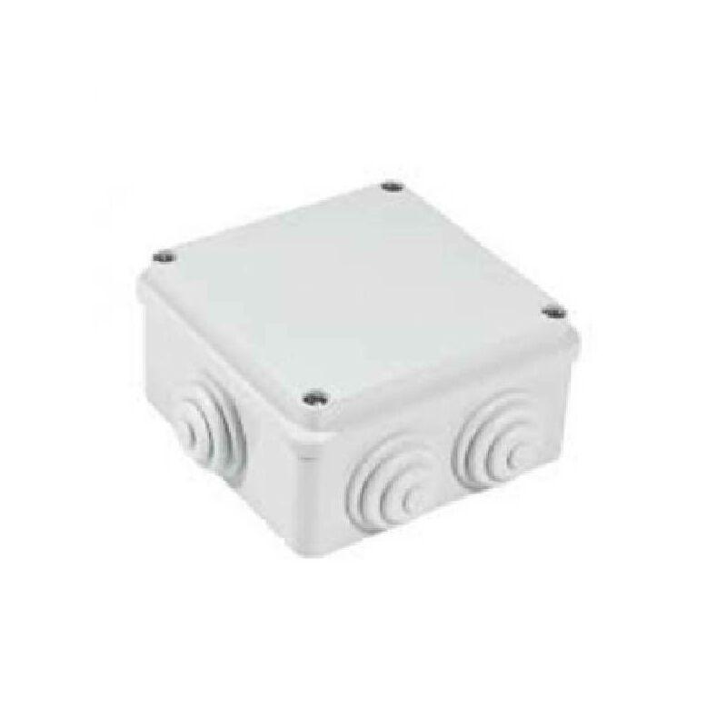 GW 44209 Gewiss Cassetta Stagna Scatola di derivazione con coperchio basso a vite per pareti lisce IP65