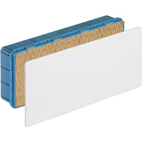 Scatola di derivazione incasso Vimar coperchio bianco V70008