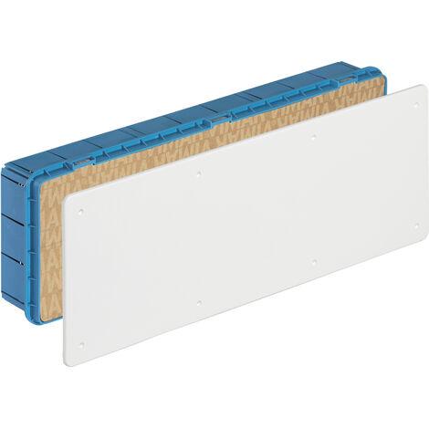 Scatola di derivazione incasso Vimar coperchio bianco V70009