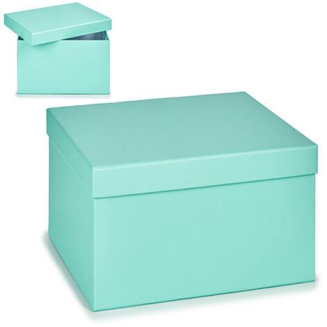 """main image of """"Scatola Multiuso Cartone Blu Pastello"""""""