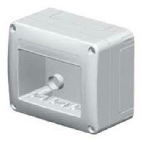 Scatola porta apparecchi 3 posti colore bianco gw27615