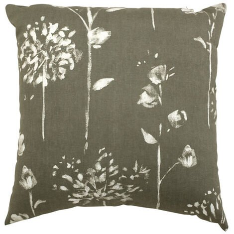 "main image of ""Scatter Cushion 12""x12"" Renaissance Grey Outdoor Garden Furniture Cushion"""