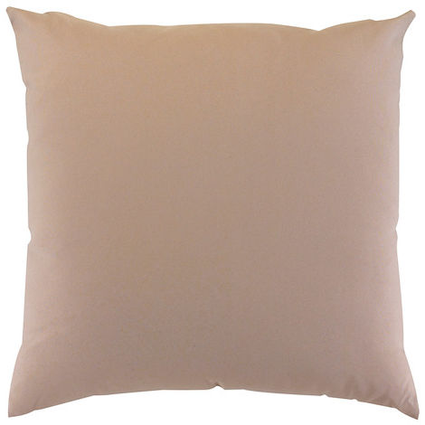 "Scatter Cushion 18"" x 18"" Cream"