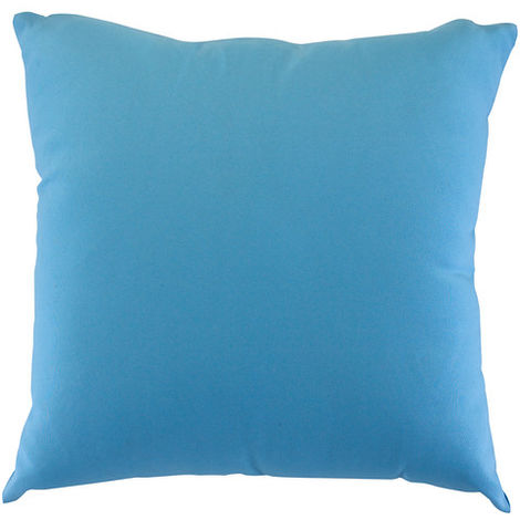 """Scatter Cushion 18"""" x 18"""" Placid Blue"""
