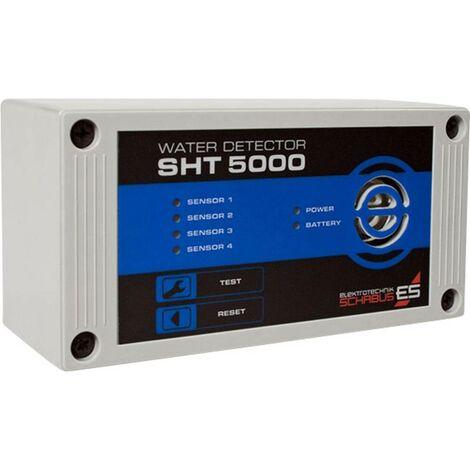 Schabus 300790 Wassermelder ohne Sensor batteriebetrieben, netzbetrieben W738611