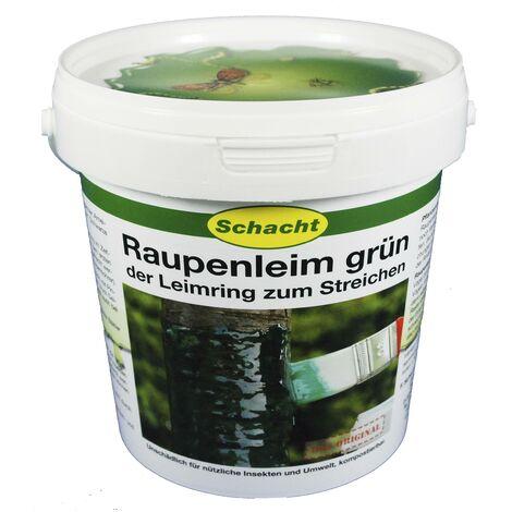 Schacht Résine pour arbre contre les gelures et insectes - Caterpillar vert - 1 kg