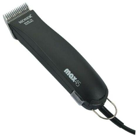 Schälmaschine Moser MAX 45 1245 | elektrische Haarschneidemaschine für Hunde | Hundehaarschneidemaschine