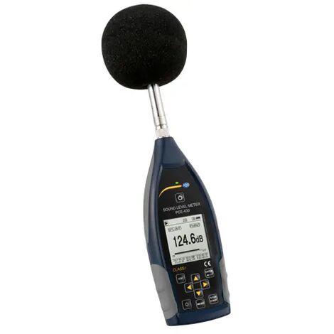 Schallpegelmessgerät PCE-430 der Klasse 1
