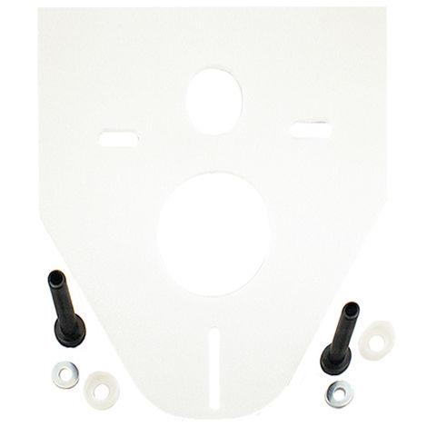 Schallschutzset für WC und Bidet