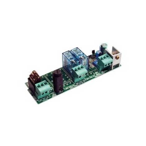 Scheda collegamento di 2 batterie di emergenza 12V - 1,2 Ah LB90