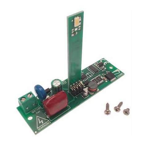 Scheda ricambio lampeggiatore 220V Kiaron LED Came 119RIR454