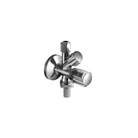 Schell Comfort - Combined angle valve chrome 035510699