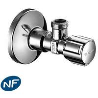 Schell Regulating angle valve Chrome (052120699)