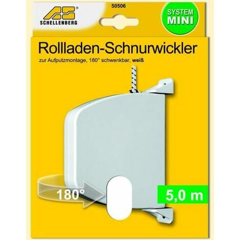 Schellenberg Enrouleur de cordon de volet roulant - 50506