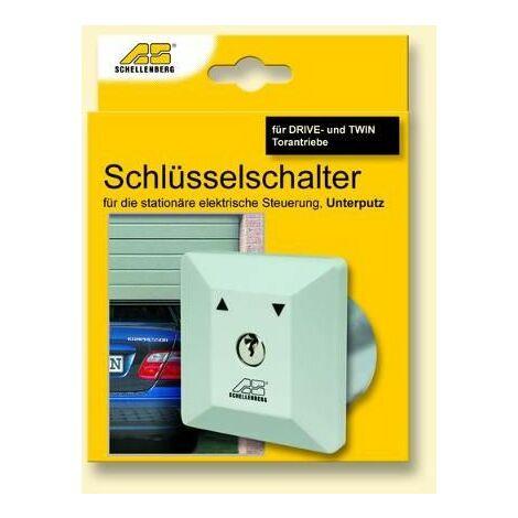Schellenberg Interrupteur à clé - 25102