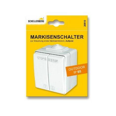 Schellenberg Interrupteur de store - 25010