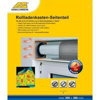 Schellenberg Isolant latéral pour caisson de volet roulant - 66272