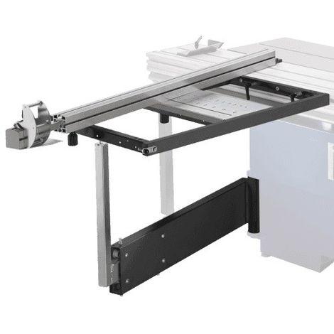 Scheppach Cadre et règle de coupe orientable avec bras télescopique 660 x 990 mm - 7901700703