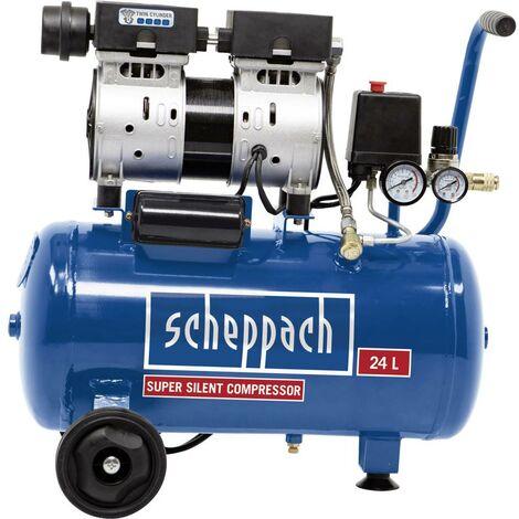 Scheppach Compressore HC24Si 24 l 8 bar