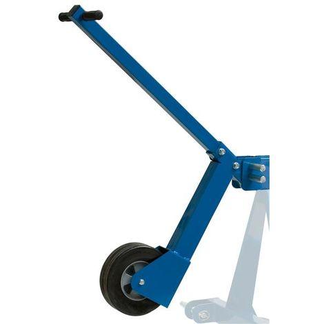 Scheppach Fahrvorrichtung für Holzspalter 3 Punkt mit Stützrad