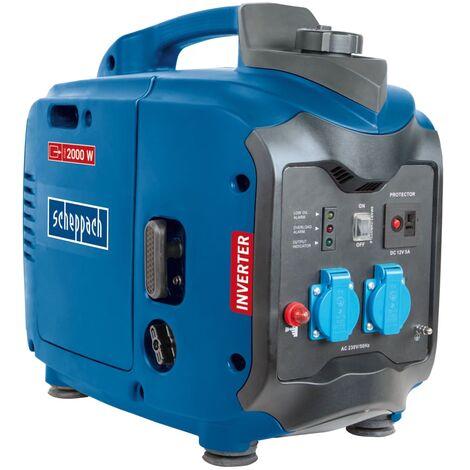 """main image of """"Scheppach Generador de electricidad SG2000 2000 W"""""""