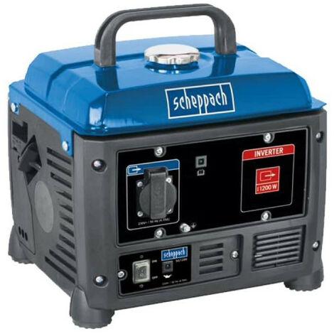 SCHEPPACH generator set 2,8 HP - SG1200