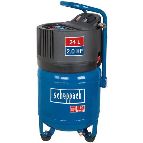 Scheppach HC24V 24ltr Vertical Air Compressor