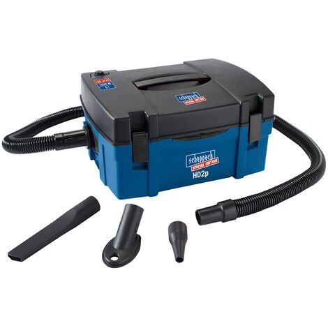 Scheppach HD2P 3 in 1 Portable Dust Extractor